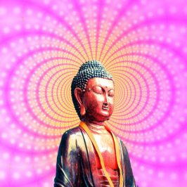imagen de Buda mantras