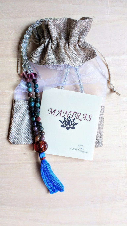 mala o rosario tibetano para meditacion