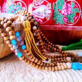 Mala o Rosario Tibetano