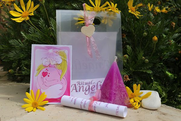 ritual para el amor chamuel arcangel