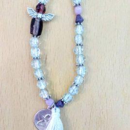 pulsera amuleto angel