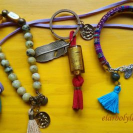 pulseras/collares/amuletos