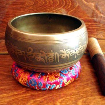 Sonido (cuencos Tibetanos) video