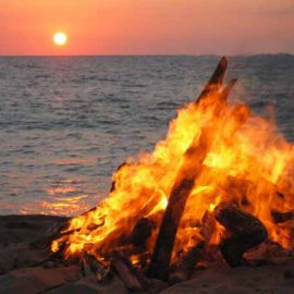 La  Noche de San Juan (Rituales)