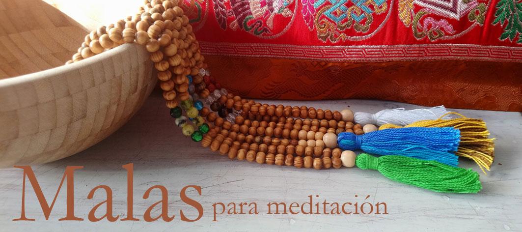 Malas para meditar
