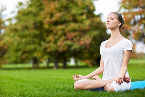 meditación imagen