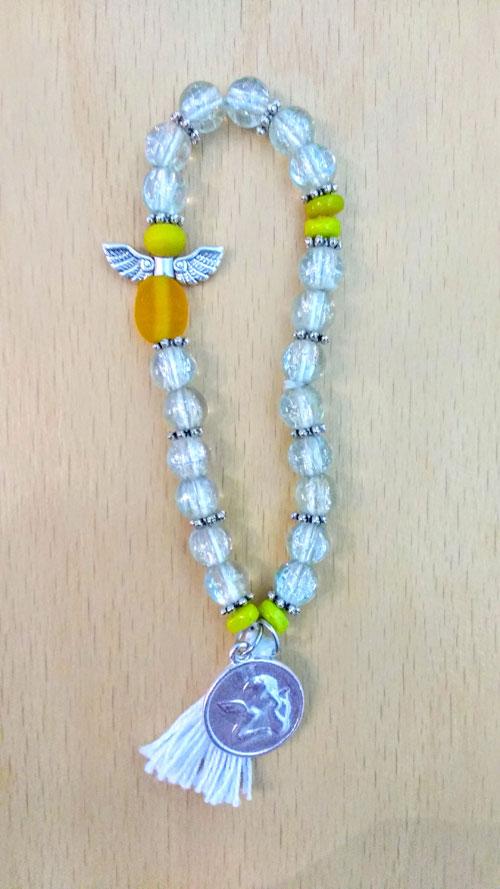 amuleto arcángel jofiel pulsera