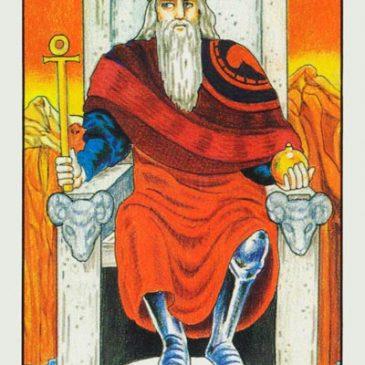 Tarot ( El Emperador)
